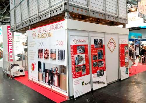 Otomec e Metallurgica Rusconi - Fiera Wire 2016